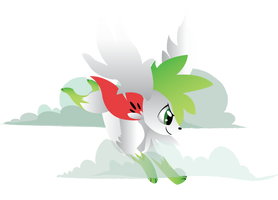 Shaymin by Drindex