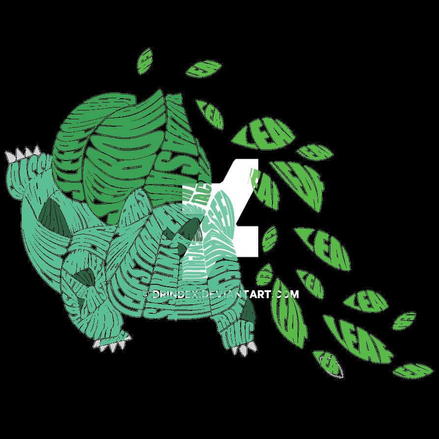 Bulbasaur by Drindex