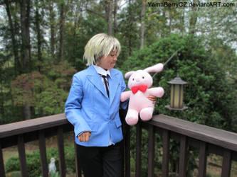 My Best Friend, Usa-chan by YamaBerryCZ