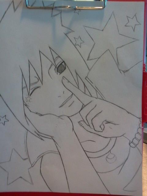 RTN Sasuke- FanService by YayaXNaruto