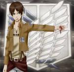 Shingeki No Kyojin ~ Eren Jaeger