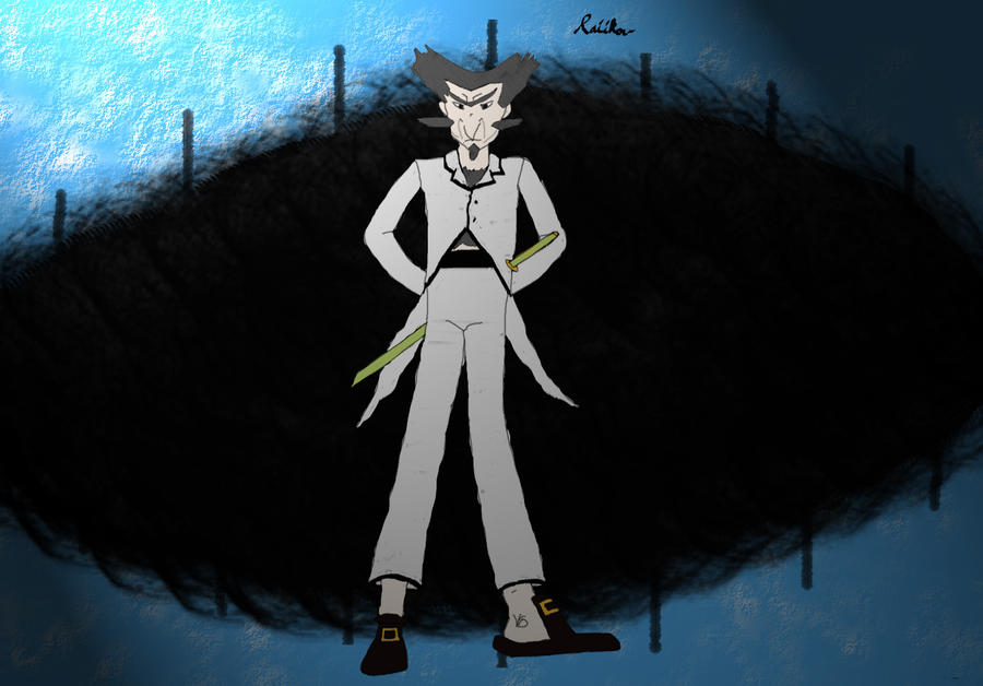 Arrancar number 13, Count Olaf by Fatedtotheend