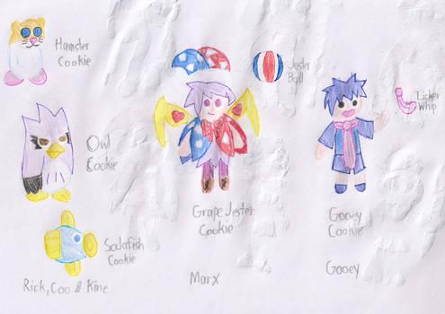 Kirby Run DLC Characters Wave 1