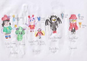 Kirby Run DLC Characters Wave 2