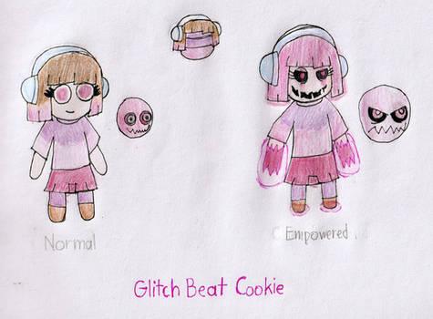 Glitch Beat Cookie