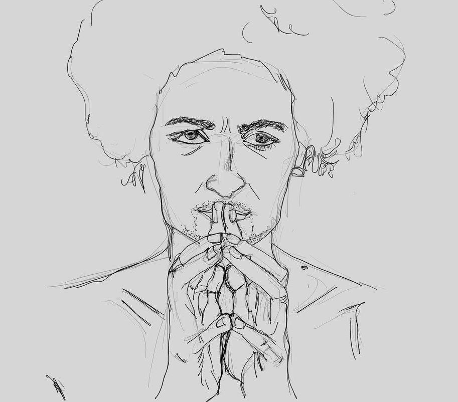 Sketches by lenindcruz