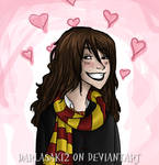 Hermione - Daydreaming