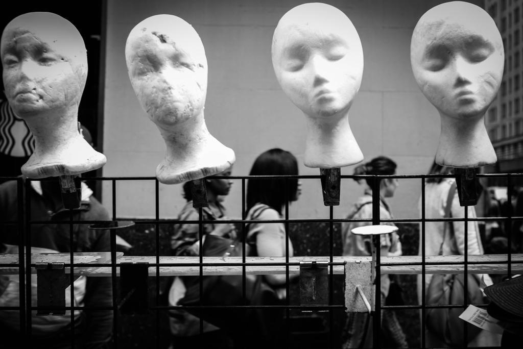 Faces by IrynaFedorovska