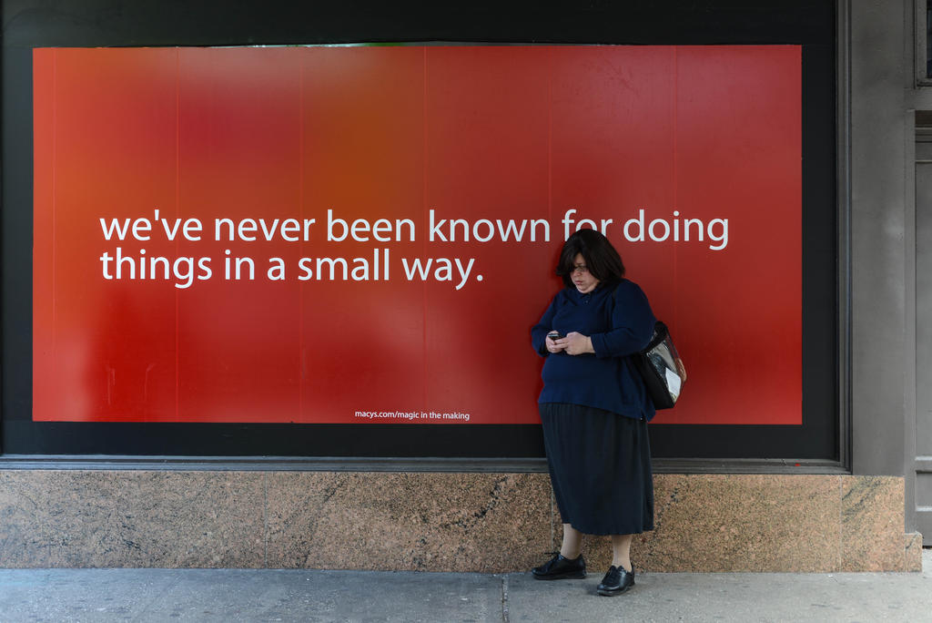 No Small Way by IrynaFedorovska