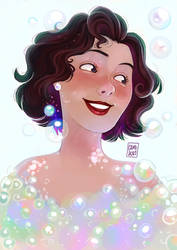 Nancy Bubbles
