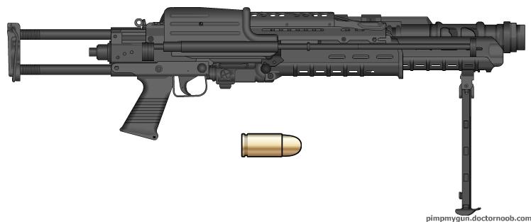 Kanonen-Gewehr 74 by M60RPD