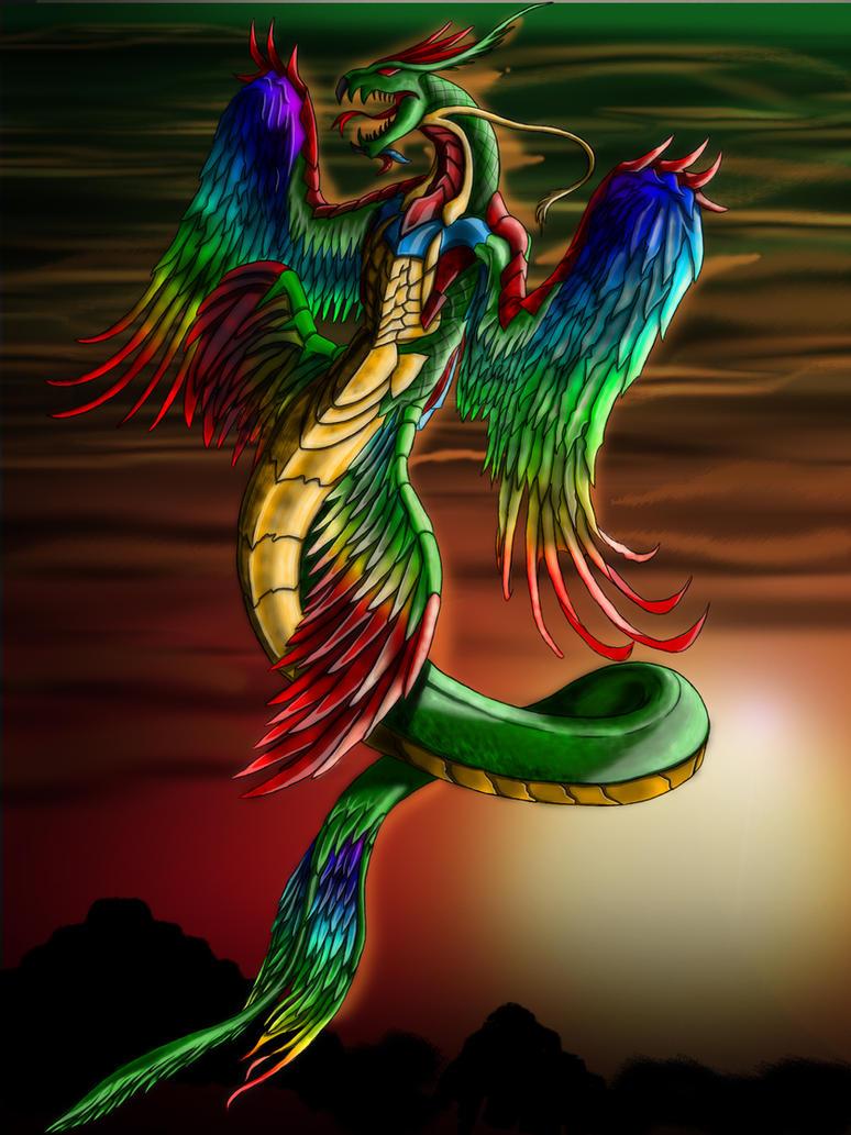 Quetzalcoatl by M60-Carnifex on DeviantArt