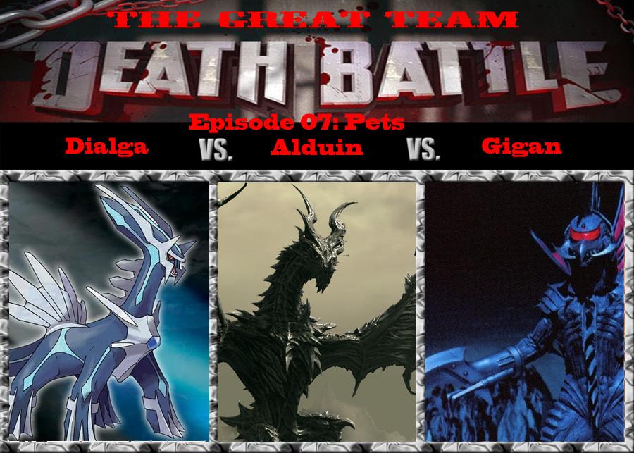 The Great Team Death Battle 07 by M60-Carnifex on DeviantArt