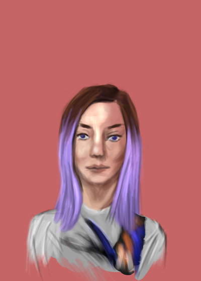 Mandy stram by XerafCZ