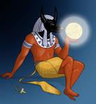 The Gods - Anubis