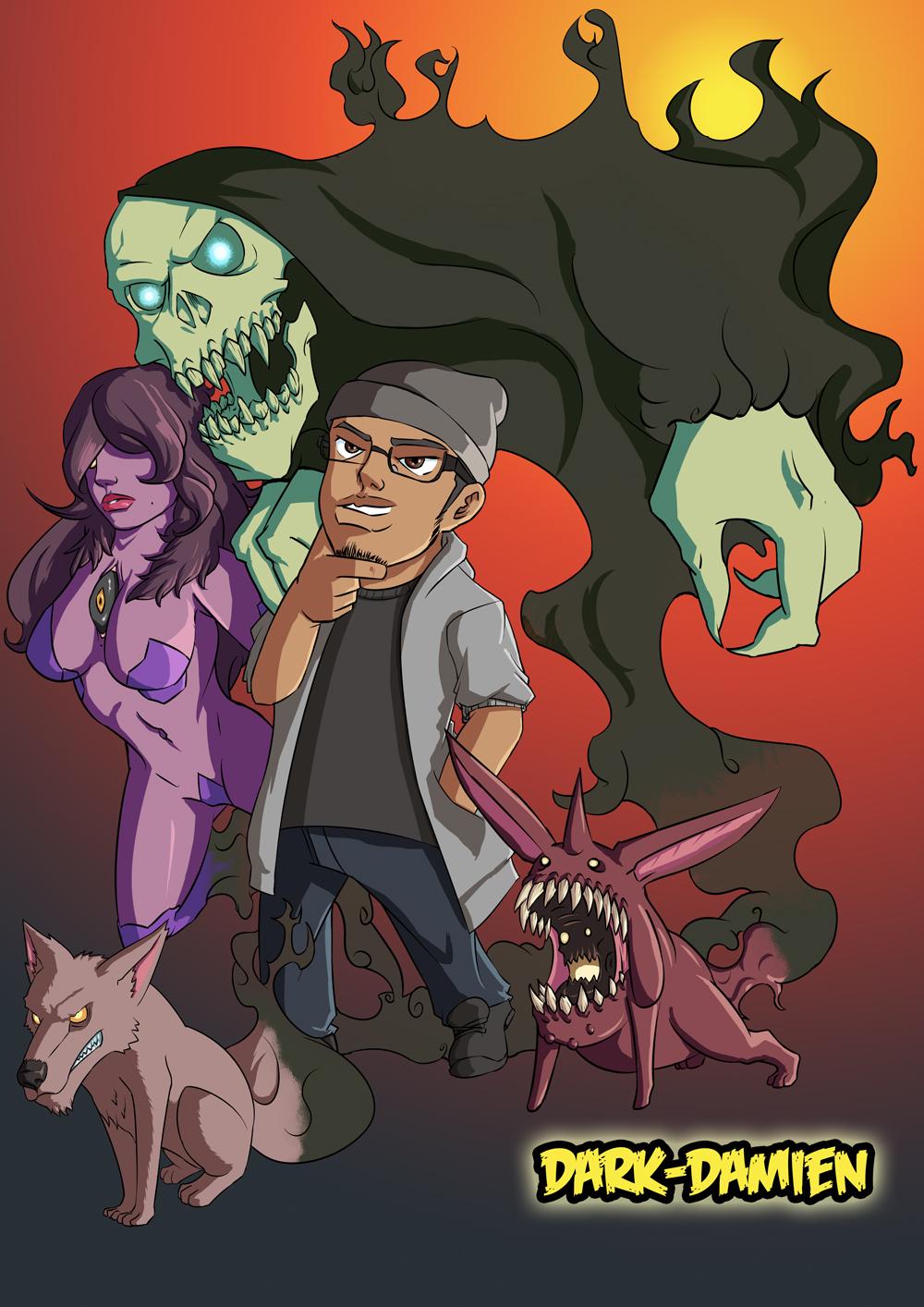 Dark-Damien's Profile Picture