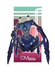 March of Robots 13 by OmnisCMcMahan