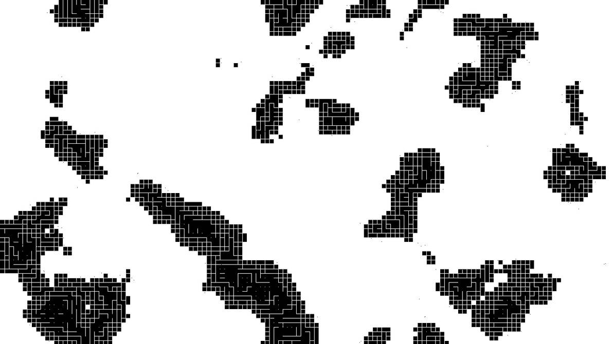 Black And White Pixel Art Simple Thumbnail By Wriscriseanthorn On Deviantart
