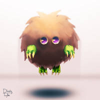 Yu-Gi-Oh!- Kuriboh by DhawyT