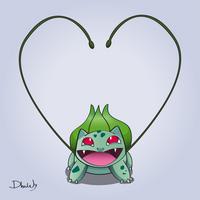 Bulbasaur by DhawyT