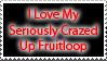 Crazed Up Fruitloop Stamp