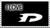I Love DP Stamp by DP-Stamps