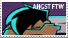 Angst Stamp by DP-Stamps