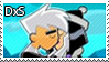 RQ: DannyxSam Stamp 2 by DP-Stamps
