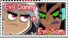 I Support Evil Danny and Evil Sam