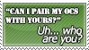 No seriously, who are you? by DP-Stamps
