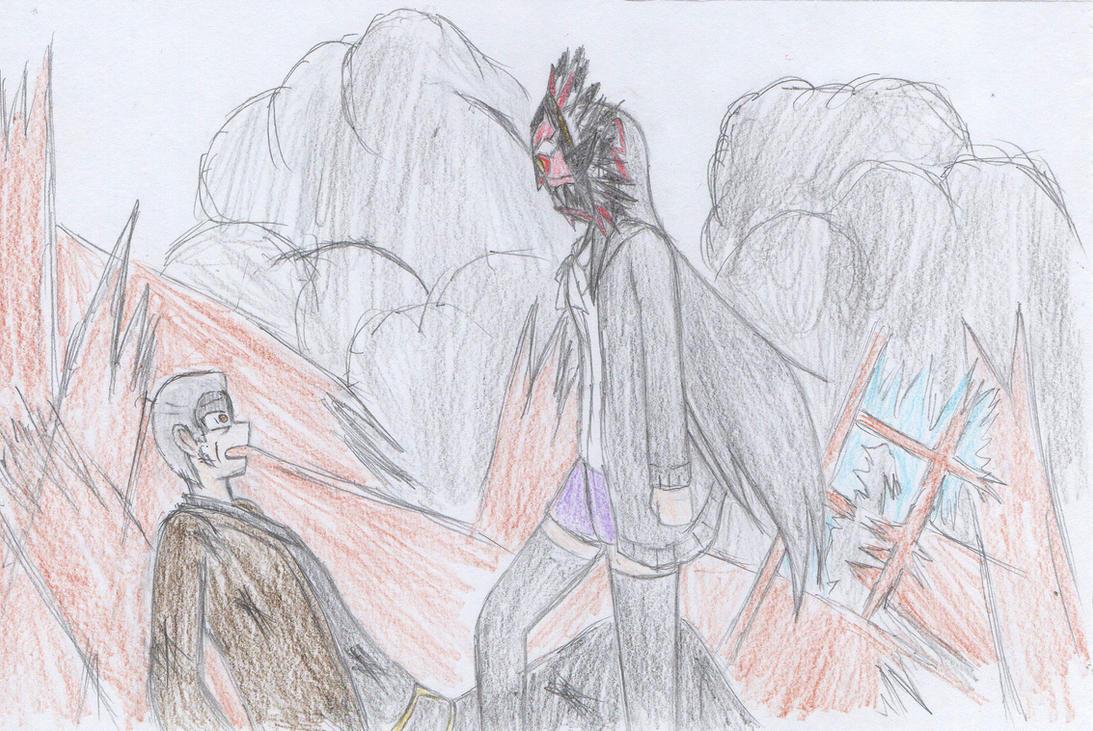 Attack on The Saigusa Family by KamiyaBloodVegeance