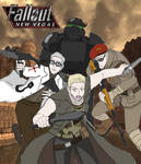 Team Courier - Fallout New Vegas