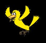 GoldenBelle Swallow Bird