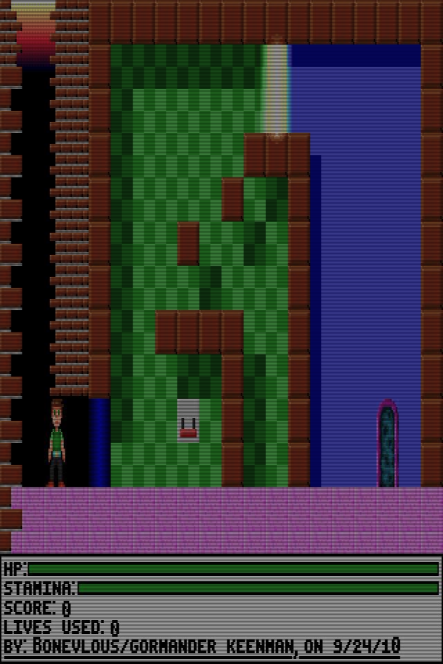Gormander-Man by Bonevelous