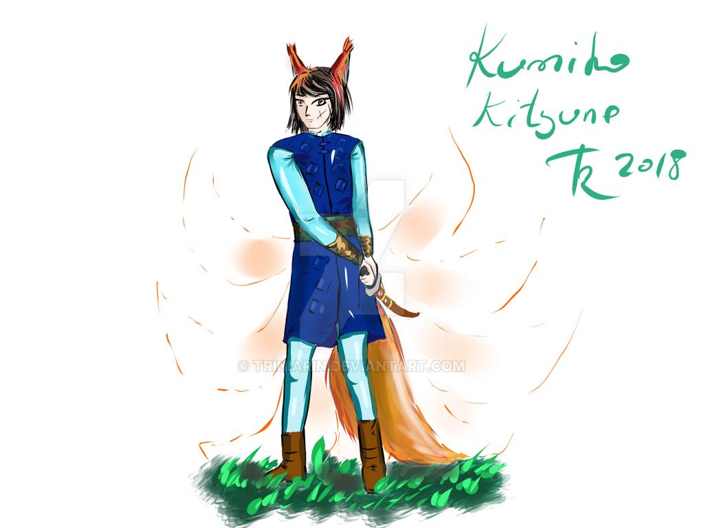 Kumiho Male by Triniarin