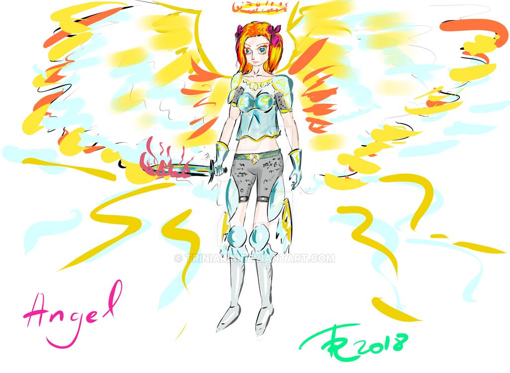 Angel by Triniarin