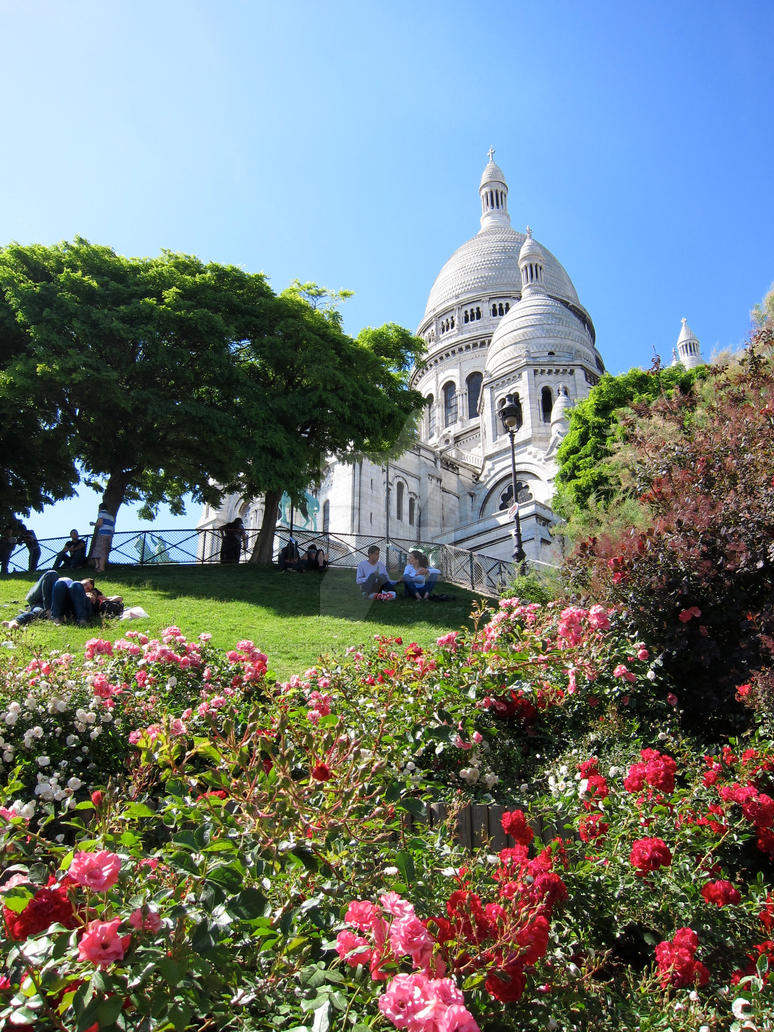 Sacre Coeur 2 by bigbirdsinsmallcages