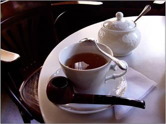 Morning Tea with Pytheas by Egir