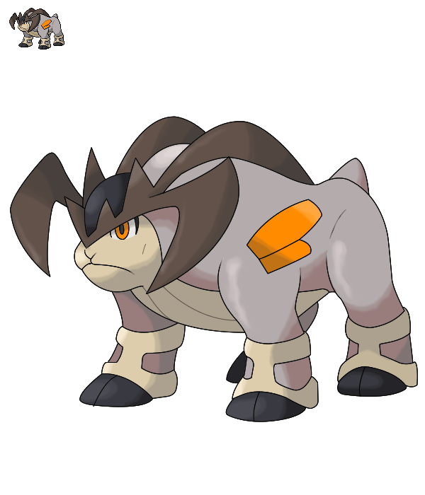 Terrakion by icaro382 on DeviantArt