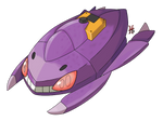 Genesect (ExtremeSpeed forme)