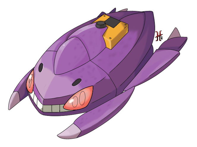 Sprite Request Genesect 16th Movie Form Bw D