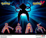 New Deoxys form