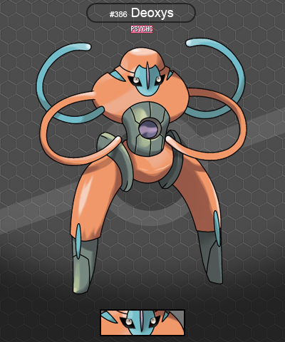 how to get deoxys speed in project pokemon
