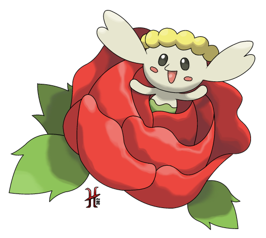Pokemon Flabebe Evolution Images | Pokemon Images