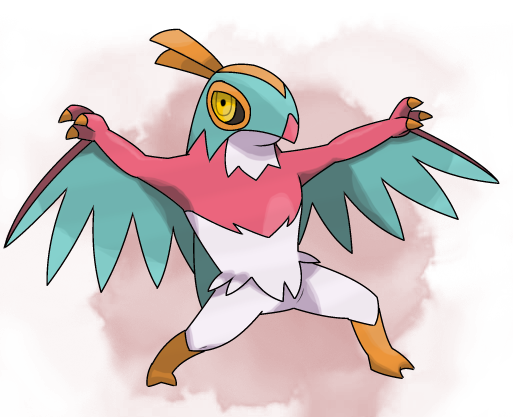 Hawlucha By Icaro382 On Deviantart