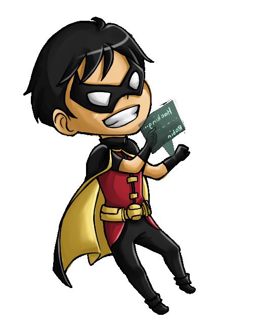 YJ: Chibi Robin by ozamham on DeviantArt