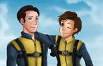 X-Men First Class: Brothers
