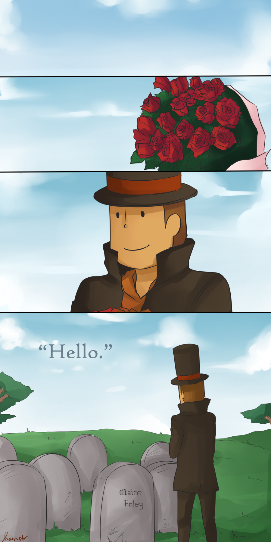 PL: Hello by ozamham