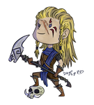 Skyrim Belongs to the Nords!