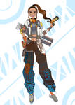 Rampart Apex Legends